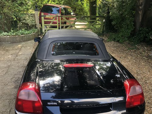 2000 Convertible all year sports car with MOT Sept 20 For Sale (picture 3 of 6)