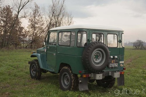 Toyota BJ40, 1977, diesel SOLD (picture 2 of 6)