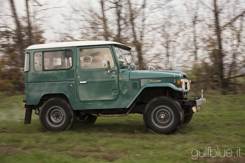 Toyota BJ40, 1977, diesel SOLD (picture 3 of 6)