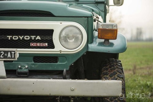 Toyota BJ40, 1977, diesel SOLD (picture 4 of 6)