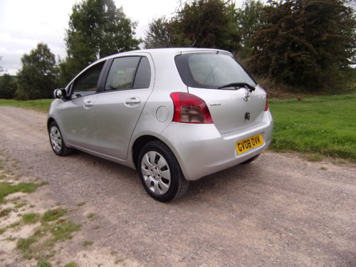 2008 Toyota Yaris 1.3 MMT T3 Automatic For Sale (picture 2 of 6)