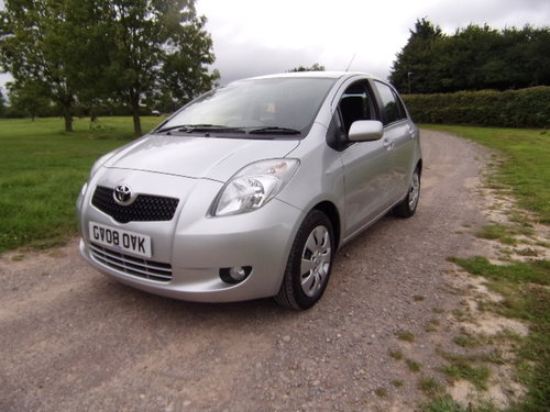 2008 Toyota Yaris 1.3 MMT T3 Automatic For Sale (picture 4 of 6)