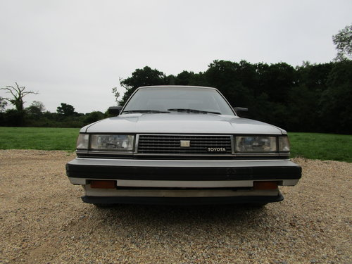 1986 Toyota Cressida 80s Classic LHD For Sale (picture 1 of 6)