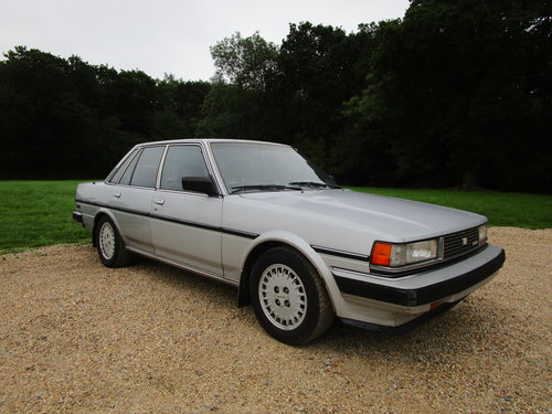1986 Toyota Cressida 80s Classic LHD For Sale (picture 2 of 6)