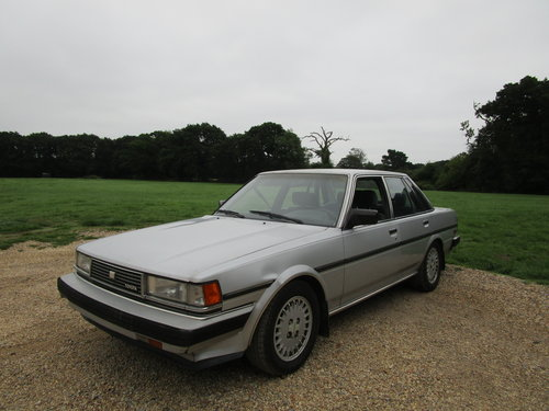 1986 Toyota Cressida 80s Classic LHD For Sale (picture 3 of 6)