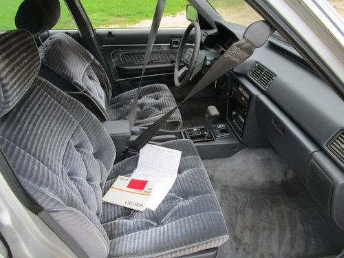 1986 Toyota Cressida 80s Classic LHD For Sale (picture 4 of 6)