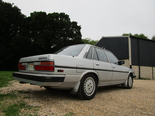 1986 Toyota Cressida 80s Classic LHD For Sale (picture 5 of 6)