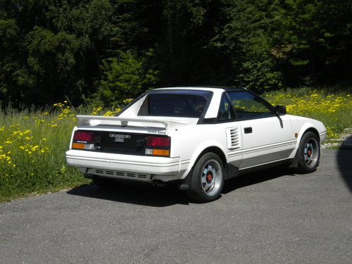 1989 Toyota MR2 for sale For Sale (picture 5 of 6)