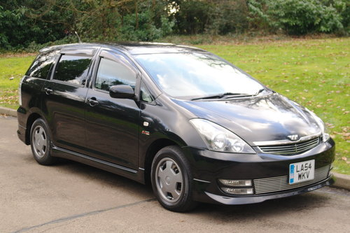 Toyota Wish.. 1.8 VVTi.. Auto.. 7 Seats.. Rare Spec SOLD (picture 2 of 6)