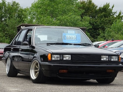 1982 Toyota Carina 1.8 4dr GT-TR TWIN CAM TURBO RWD TA63 For Sale (picture 1 of 6)