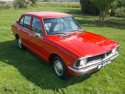 Toyota Corolla KE20 Lhd 1973 For Sale (picture 1 of 6)
