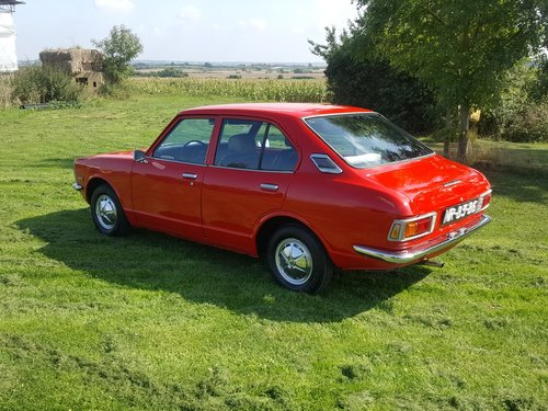 Toyota Corolla KE20 Lhd 1973 For Sale (picture 2 of 6)