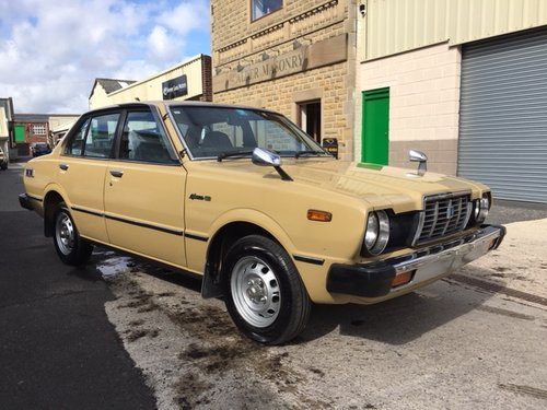 1979 Toyota Corolla Sprinter only 23,943 Miles from New For Sale (picture 4 of 6)