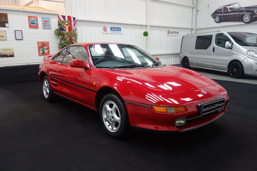 1991 Toyota MR2 2.0 Gti Original UK spec Immaculate SOLD (picture 1 of 6)