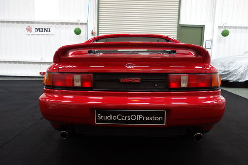 1991 Toyota MR2 2.0 Gti Original UK spec Immaculate SOLD (picture 4 of 6)