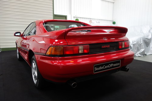 1991 Toyota MR2 2.0 Gti Original UK spec Immaculate SOLD (picture 5 of 6)