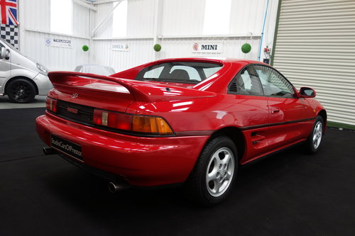 1991 Toyota MR2 2.0 Gti Original UK spec Immaculate SOLD (picture 6 of 6)