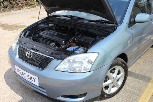 2002 Toyota corolla 1.6  For Sale (picture 5 of 6)