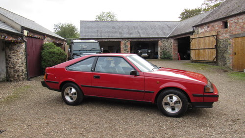 Unique opportunity - 1984 Toyota Celica 2.0 ST  3900 miles  For Sale (picture 1 of 6)