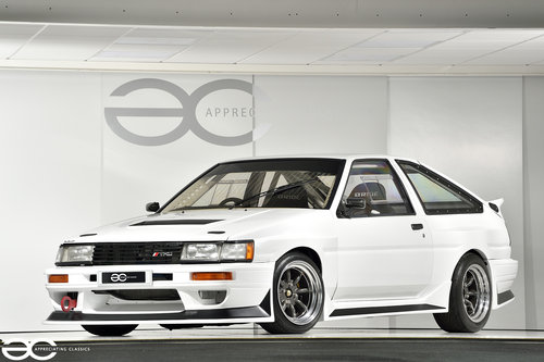 1987 Incredible Toyota Corolla Levin AE86 - Over £70,000.00 Build SOLD (picture 2 of 6)