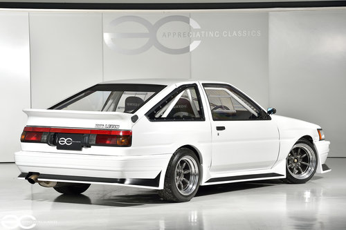 1987 Incredible Toyota Corolla Levin AE86 - Over £70,000.00 Build SOLD (picture 3 of 6)