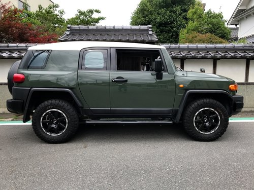 FJ Cruiser Available to Order  No 1 Exporter to UK For Sale