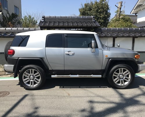 2012 FJ Cruiser Available to Order. No.1 Exporter to UK For Sale (picture 5 of 6)