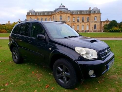 2005 Toyota RAV4 2 0 D-4D XT-R, Turbo Diesel SOLD | Car And