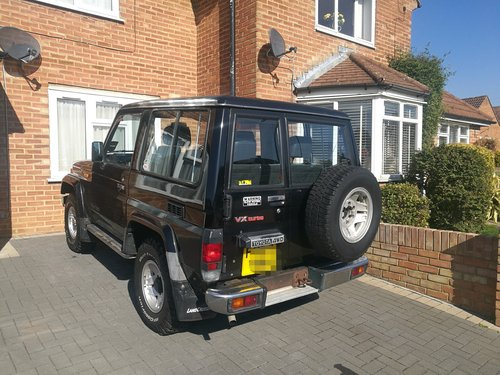 Toyota Land Cruiser 1989 LJ 70 2.4 Diesel VX Turbo For Sale (picture 2 of 6)