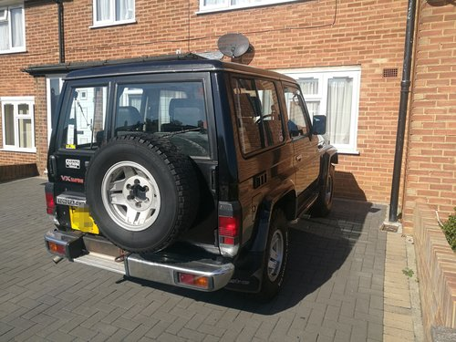 Toyota Land Cruiser 1989 LJ 70 2.4 Diesel VX Turbo For Sale (picture 3 of 6)