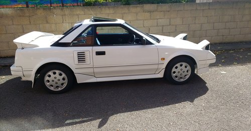 Toyota MR2 MK1 1988 1.6 SOLD (picture 1 of 6)