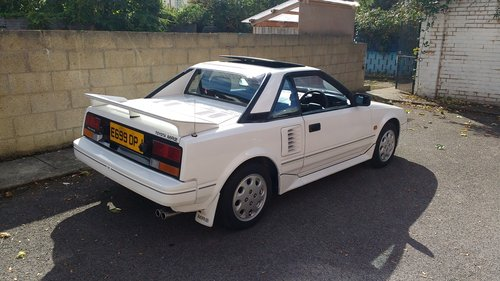 Toyota MR2 MK1 1988 1.6 SOLD (picture 2 of 6)
