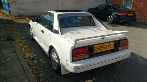 Toyota MR2 MK1 1988 1.6 SOLD (picture 4 of 6)