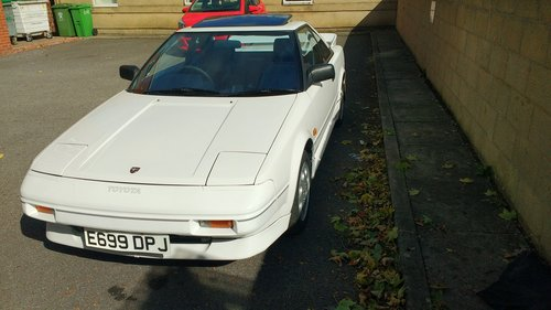 Toyota MR2 MK1 1988 1.6 SOLD (picture 5 of 6)