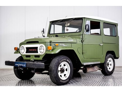 1971 Toyota Land Cruiser FJ40V For Sale (picture 1 of 6)
