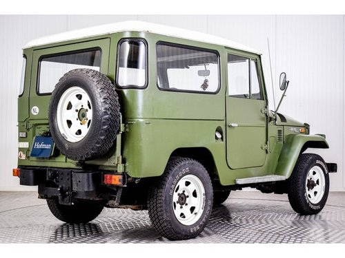 1971 Toyota Land Cruiser FJ40V For Sale (picture 2 of 6)