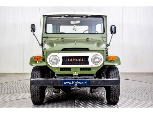 1971 Toyota Land Cruiser FJ40V For Sale (picture 3 of 6)