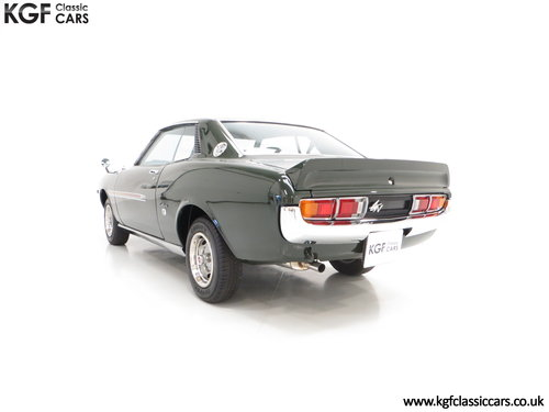 1972 An Incredible Factory Correct TA22 Toyota Celica GTV  SOLD (picture 4 of 6)