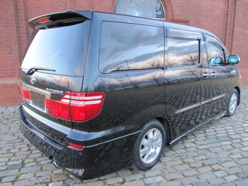 2007  ALPHARD AX L EDITION * 2.4 AUTO 8 SEATS PARKING CAMERAS For Sale (picture 2 of 6)