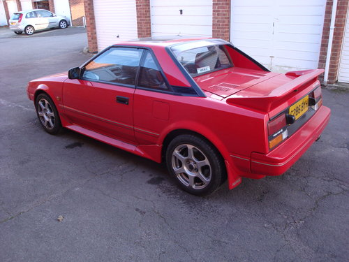 1985 MR2 Mk1,  50, 950 miles only For Sale (picture 5 of 6)