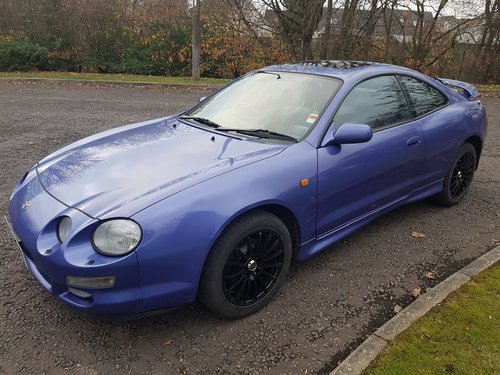 1998 Toyota Celica GT ST202 2.0 Manual For Sale (picture 1 of 6)