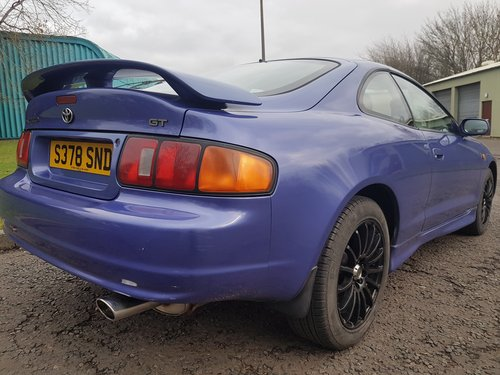 1998 Toyota Celica GT ST202 2.0 Manual For Sale (picture 2 of 6)