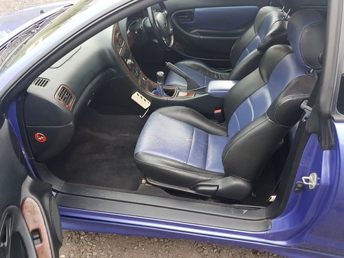 1998 Toyota Celica GT ST202 2.0 Manual For Sale (picture 3 of 6)
