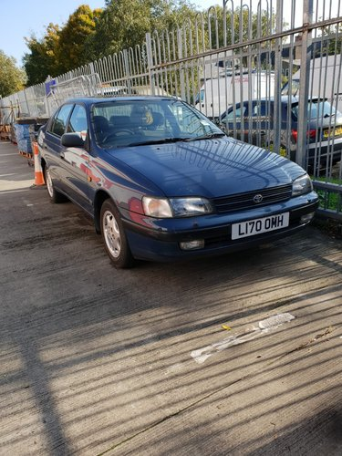 1993 Toyota Carina SOLD (picture 1 of 3)