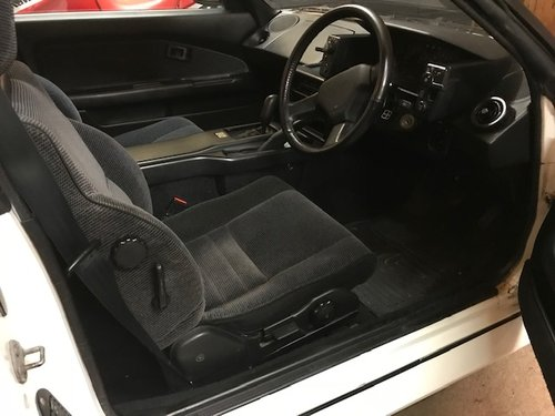 1989 TOYOTA MR2 MK1 SUNROOF MODEL EXCELLENT CONDITION SOLD (picture 4 of 6)