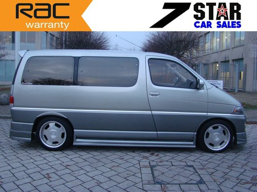 1999/T TOYOTA HIACE REGIUS MPV ++ JDM VIP STYLE DAY VAN ++ For Sale (picture 3 of 6)