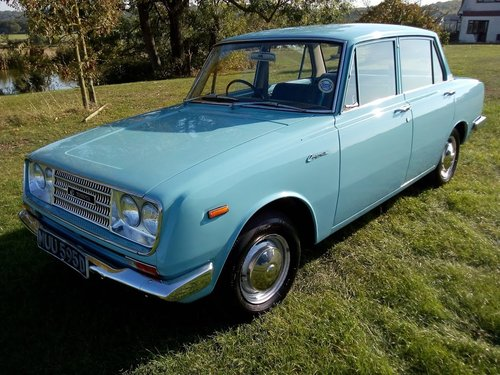 1966 Toyota Corona Stored for 25 years 100% original For Sale (picture 2 of 6)