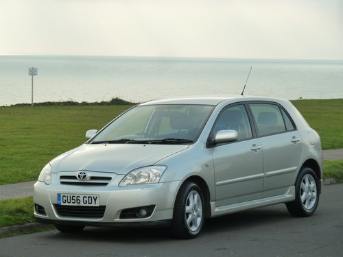2006 COROLLA 2.0 D-4D TURBO DIESEL COLOUR COLLECTION 5DR  SOLD (picture 5 of 6)