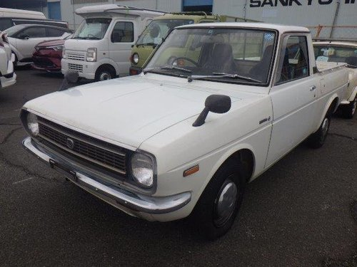 1988  TOYOTA PUBLICA PICK UP LIKE JDM 1970 1980´s SUNNY PICK UP For Sale (picture 1 of 6)