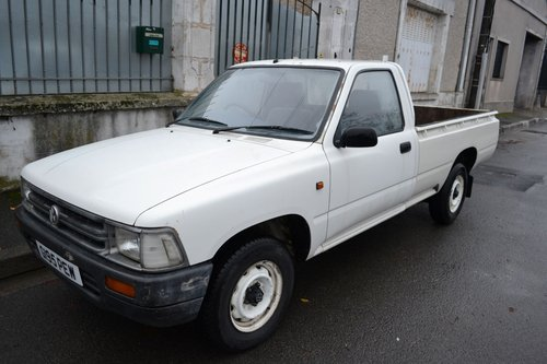 1989 TOYATA HILUX MK3 VW Taro Pickup For Sale (picture 1 of 6)